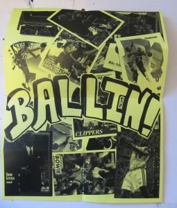 Ballin Poster