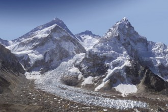 Mount Everest Gigapixel